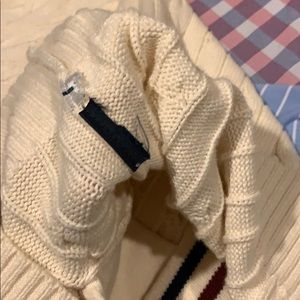 Tommy Hilfiger Sweaters - TOMMY HILFIGER  BUTTON UP CABLE CARDIGAN